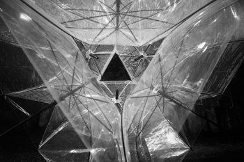Umbrella Philipp Dreber Kyoto Art Center