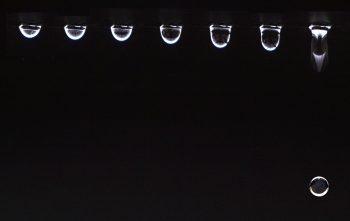 Water Drop Philipp Dreber Kyoto Art Center
