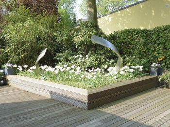 Zuneigung_Philipp-Dreber_Edelstahl_Skulptur